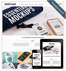 Pre-made Website Themes