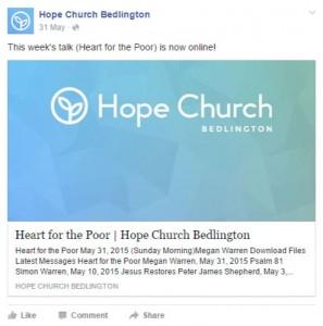 facebook auto-post